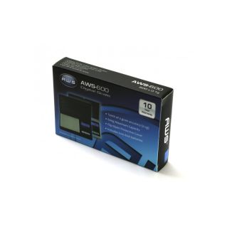 AWS 600g X 0.1g Digital Scale
