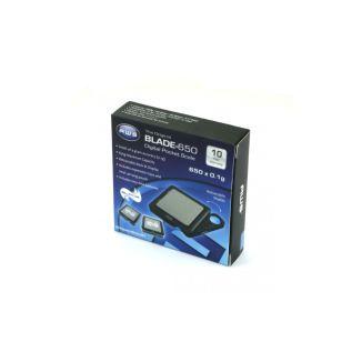 AWS Blade 650g X 0.1g Digital Pocket Scale