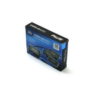 AWS Card V2 600 X 0.1g Digital Pocket Scale