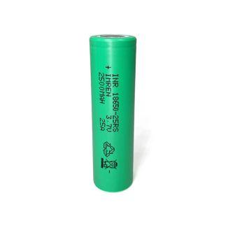 Imren 18650 - 2500mAh 25R 3.7V Battery 1ct