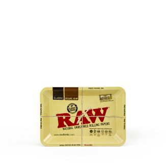 Raw Mini Metal Rolling Tray - Raw Original