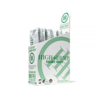 High Hemp Organic Wraps 25pk 2ct