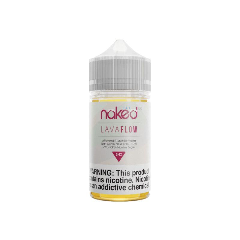 Naked 100 eLiquid - Lava Flow 60ml | Premium eJuice e-Liquid
